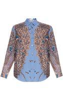 Paul & Joe Printed Feather Shirt - Lyst
