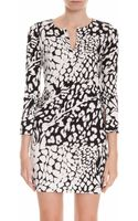 Diane Von Furstenberg New Reina Two Dress - Lyst