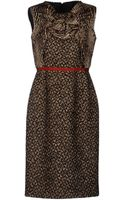 Giambattista Valli Kneelength Dress - Lyst
