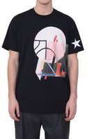 Givenchy Cotton Tshirt Bowhouse Print - Lyst
