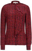 Vanessa Bruno Athé Long Sleeve Shirt - Lyst