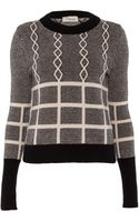 Temperley London Marmont Jumper - Lyst