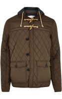 River Island Quilted Casual Jacket - Lyst