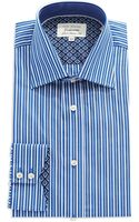 Ted Baker Classic Fit Striped Dress Shirt - Lyst