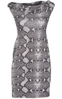 Pierre Balmain Kneelength Dress - Lyst