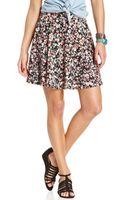 American Rag Skater Skirt - Lyst