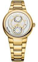 Philip Stein Ladiesâ Goldplated Chronograph Watch - Lyst