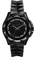Karl Lagerfeld Unisex Karl 7 Black Ceramic Bracelet Watch 44mm - Lyst