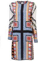 MSGM Print Dress - Lyst