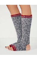 Free People In The Moment Legwarmer - Lyst
