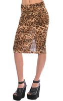 Metropark Pencil Skirt - Lyst