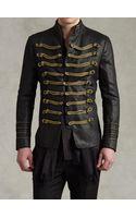 John Varvatos Multi Button Rope Jacket - Lyst
