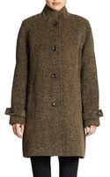 Jones New York Wool Coat - Lyst