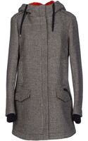 C'n'c' Costume National Coat - Lyst