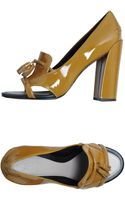 Kenzo Pumps with Open Toe - Lyst