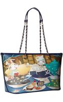 Love Moschino I Love Charming Tote Bag - Lyst