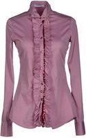 Aglini Shirt - Lyst