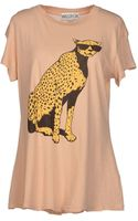Wildfox T-shirt - Lyst