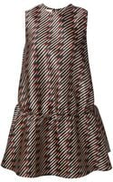 Stella McCartney Printed Dress - Lyst