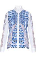 Peter Pilotto Ella Cotton Printed Shirt - Lyst