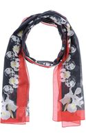 Givenchy Oblong Scarf - Lyst