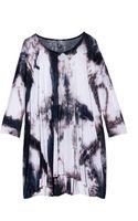 Gilda Midani Oversize Tie Dye Dress - Lyst