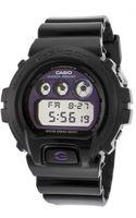 Casio Mens Gshock Digital Multifunction Black Resin 1cr Watch - Lyst