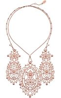 Vivienne Westwood Isolde Necklace - Lyst