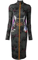 Preen Etta Bird Dress - Lyst
