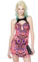 Nasty Gal Reverse Night Hunt Dress - Lyst
