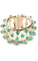 Etro Jewel Bangle - Lyst