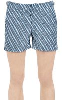 Orlebar Brown Setter Printed Swimming Shorts - Lyst