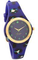 Kate Spade Rumsey Watch  Blue Multi - Lyst