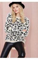 Nasty Gal Hear Me Roar Sweater - Lyst