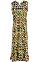 Marni Long Dress - Lyst