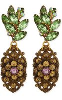 Lulu Frost One-of-a-kind 100 Year Earrings with Antique Brass - Lyst