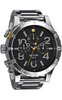 Nixon 4220 Chrono Analog Watch - Lyst