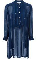 Etoile Isabel Marant Cray Dress - Lyst