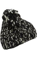 Eugenia Kim Monochrome Mimi Pom Pom Wool and Alpaca-blend Beanie - Lyst