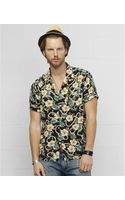 Denim & Supply Ralph Lauren Kailua Floral Shirt - Lyst