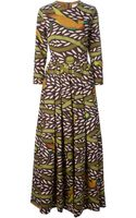 Stella Jean Printed Dress - Lyst