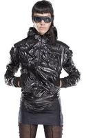 Demobaza Shiny Water Resistant Jacket - Lyst