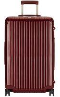Rimowa Salsa Deluxe Multiwheel Suitcase 74cm - Lyst