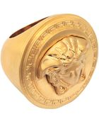 Versace Icon Ring - Lyst