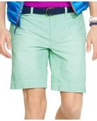 Polo Ralph Lauren Classic-Fit Oxford Short - Lyst