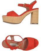 L'Autre Chose Sandals - Lyst