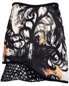 3.1 Phillip Lim Mini Skirt - Lyst