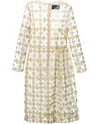 Simone Rocha Printed Dress - Lyst