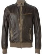S.W.O.R.D Bomber Jacket - Lyst
