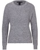 Marc By Marc Jacobs Wool-Blend Popcorn Knit Pullover - Lyst